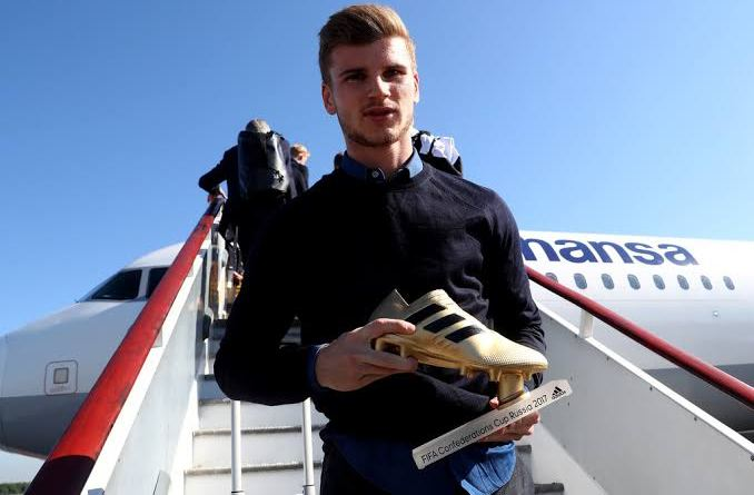 BREAKING: Chelsea New Signing, Timo Werner Arrives in London
