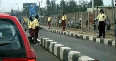 LASTMA stabs wife to death and committed suicide in front of his 13-year-old daughter
