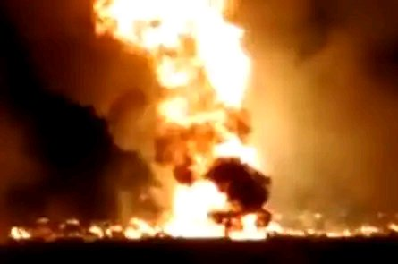 7 NNPC workers reportedly killed by oil explosion