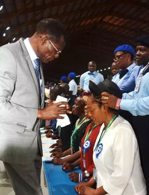 RCCG Annual Convention: Pastor Adeboye Announces Date, Time For Ordination