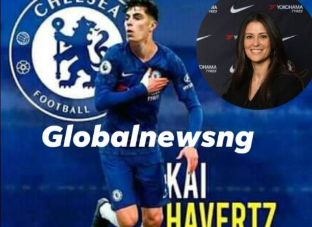 Chelsea completed €100M signing of Kai Havertz on 5-year contract