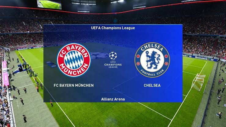 Bayern Munich vs Chelsea Live Stream, Head to Head, Team News, Kick-Off Time, Starting XI Lineup & Formation