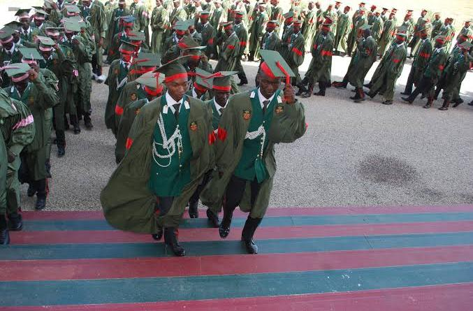 Nigerian Defence Academy screening test hold on August 15