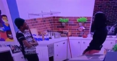 Pregnancy in BBNaija as female housemate complain about missing her period
