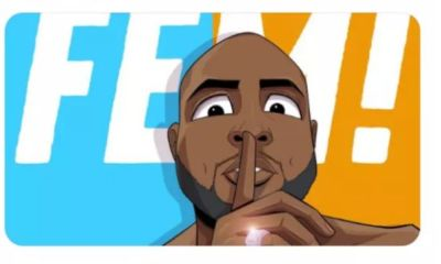 Davido reacts as fans blast him over his new song FEM