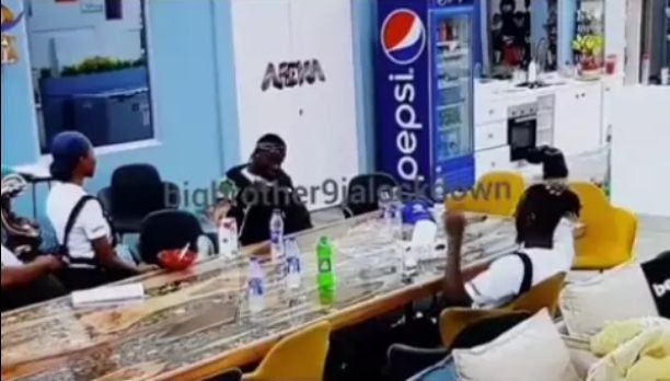 #BBNaija: Neo reveals the moment Erica completely n@ked in his front