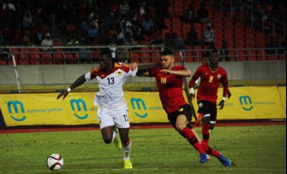 Watch Angola vs Mozambique Live Streaming of International Friendly