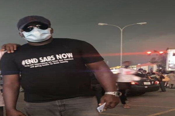 #EndSARS: Anthony Onome Unuode last word before he died in the hospital