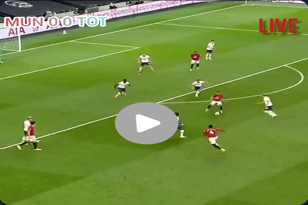 Watch Manchester United vs Tottenham Live Streaming Free on TV Channel