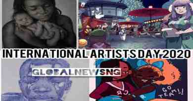 Nigerians join the rest of the world to celebrate International Artists Day 2020 (Photos)