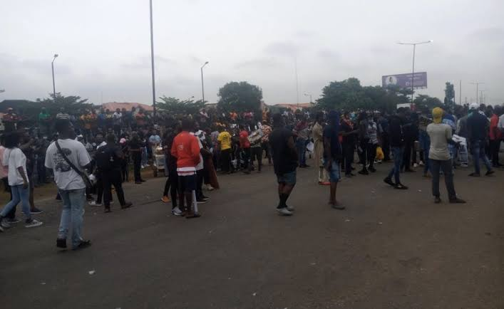 BREAKING: Hoodlums break into Ondo prison, freed inmates