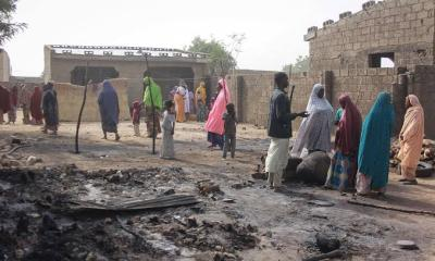 Boko Haram reportedly killed 5 persons in Bama