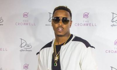 Praye for Singer Jeremih as he hospitalized due Covid-19 complications