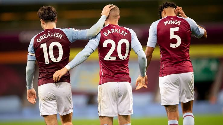 Jack Grealish and Ross Barkley Miss Out Of Aston Villa Squad Against Wolves