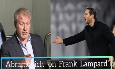 Roman Abramovich finally agree on Frank Lampard's sack over poor performance