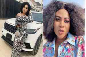 Bobrisky, Nkechi Blessing fight dirty over tattoo