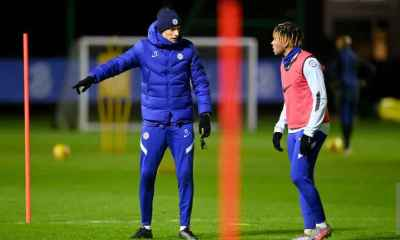 Thomas Tuchel give update about Hudson-Odoi, Mount, Abraham, James in Chelsea lineup against Tottenham