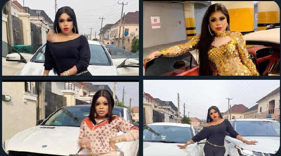 'I DIDN'T sleep with a man to get my money' - Bobrisky blast Nkechi Blessing