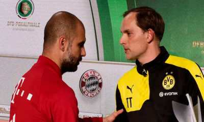 Thomas Tuchel reveals what Pep Guardiola told him while in Germany
