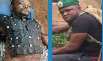 IPOB commander Ikonso killed with 6 others in Imo state