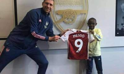 Arsenal complete signing of a wonderkid