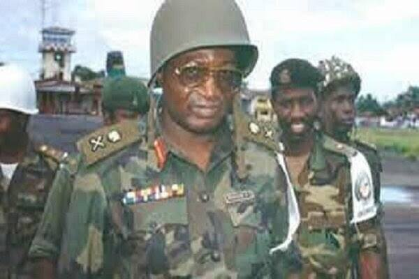 Former Minister of Defence, Lt. Gen. Joshua Dogonyaro is dead