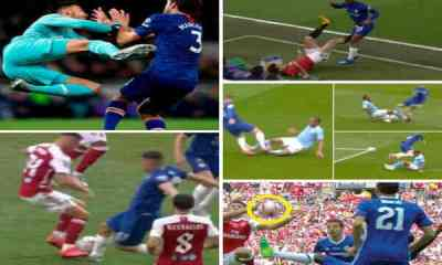 Fans blast 42 years English referee Anthony Taylor for frequent bad officiating against Chelsea