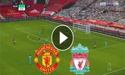 Watch Manchester United vs Liverpool Live Streaming