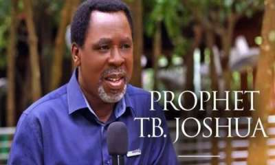 Prophet TB Joshua is dead: All you need to know about TB Joshua's death