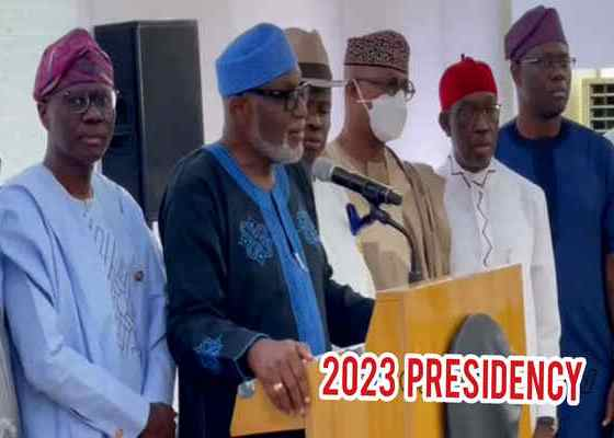 Nigeria next president must come from the south - Southern Governors