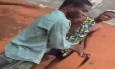 Edo College Abuse Video: State Gov Suspended principal, housemaster and Students to be expelled