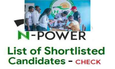 Npower Batch C Shortlisted Candidates 2021 Is Out, How To Check Your Name