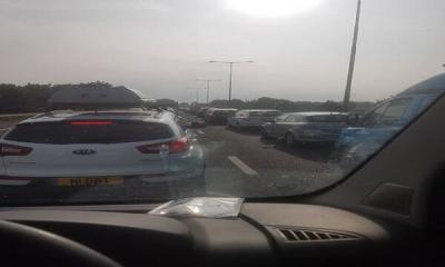 M6 Traffic Live: Two people feared dead, several injured