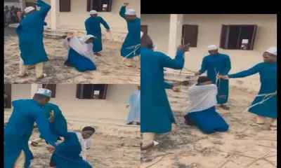 ICYMI: A Muslim female student gets discipline for attending party with hijab - video