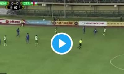 Where To Watch Central African Republic VS Nigeria Live streaming On TV And Online