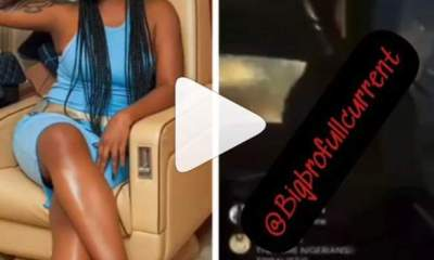 Tiwa Savage releases the tape herself - (Video)