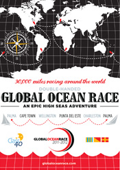 Global Ocean Race logo