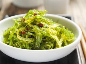 Hiyashi Wakame - Seaweed Salads Frozen Image