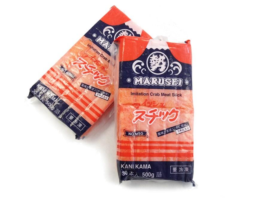 Kanikama Frozen Marusei Brand Image