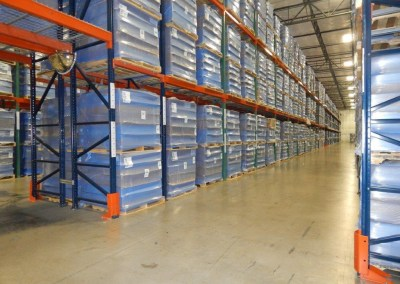 Pallet Display|Climate Controlled Warehouse Storage|Cartoning
