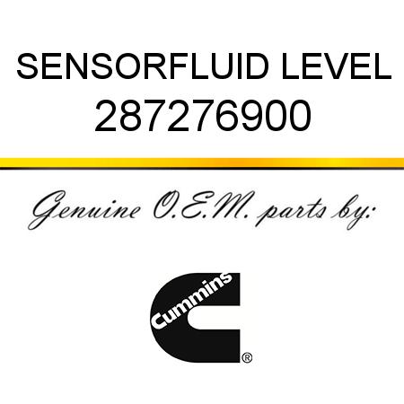 287276900 SENSOR,FLUID LEVEL (2872769) fit CUMMINS 4B3.9