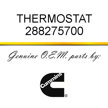 288275700 THERMOSTAT (2882757) fit CUMMINS G855, G855