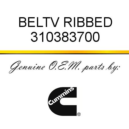 310383700 BELT,V RIBBED (3103837) fit CUMMINS ISX CM570
