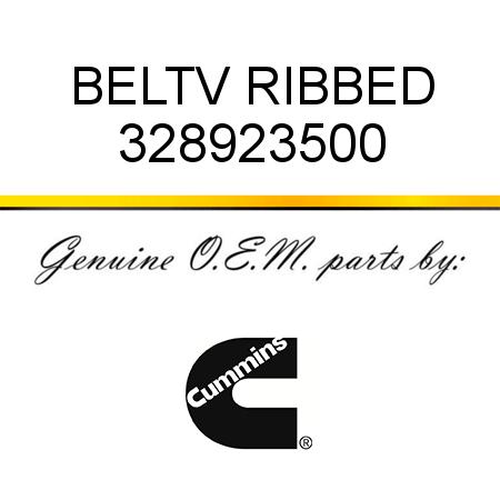 328923500 BELT,V RIBBED (3289235) fit CUMMINS 4B3.9, 6B5.9
