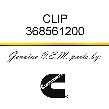 368561200 CLIP (3685612) fit CUMMINS 4B3.9, 6B5.9, B GAS