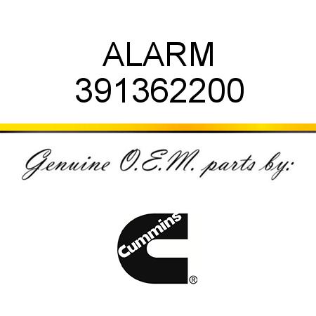 391362200 ALARM (3913622) fit CUMMINS 4B3.9, 6B5.9, 6C8.3