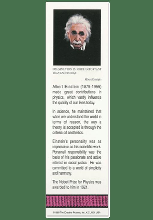 Einstein bookmark