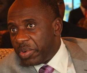 Governor Chubuike Amaechi