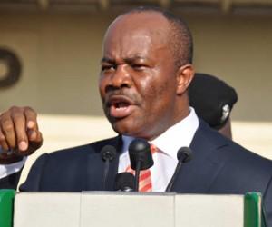 Former Governor Godswill Akpabio