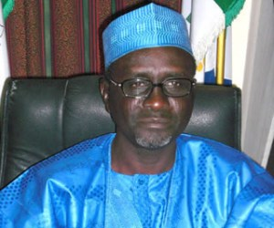 Ibrahim Shekarau, minister of Education